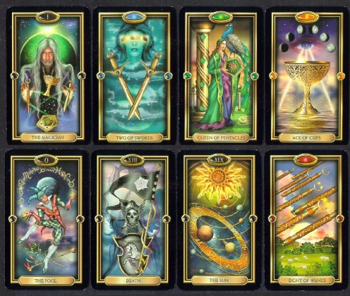Tarot for divination