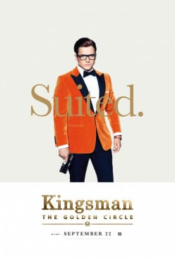 Kingsman The Golden Circle (2017) Movie Review
