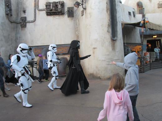 Disneyland, Stars Wars: Galaxy's Edge