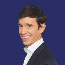 Rory Stewart Stays with Londoners.