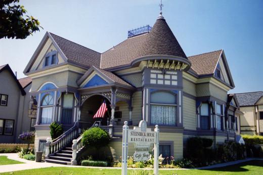 The Steinbeck House, Salinas, California