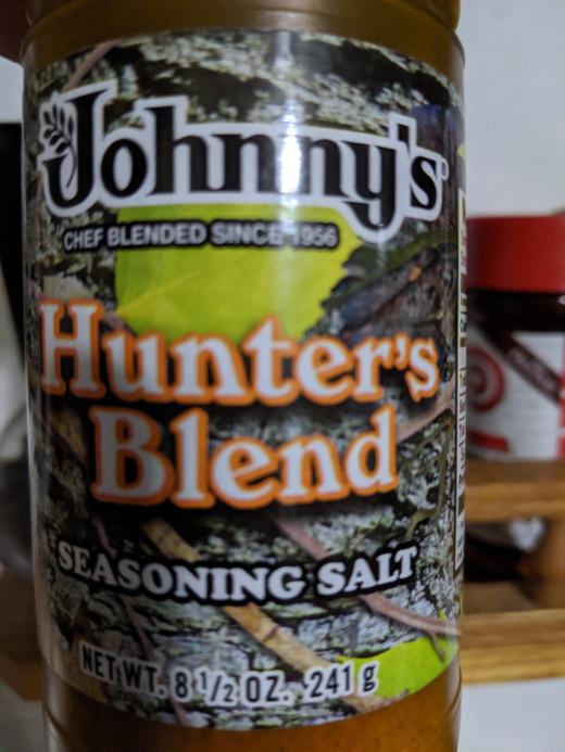 salt to make saltier