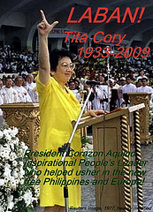 "President Corazon ""Cory"" Aquino, 1933-2009"