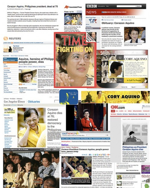 Cory Aquino EDSA Revolution