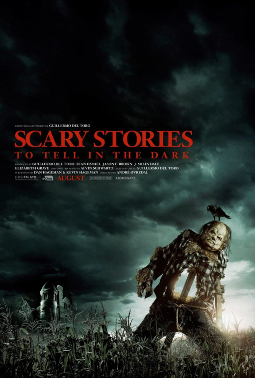 Scary Stories is a movie based on the popular children's series by Alvin Schwartz, and it is definitely worth the watch, whether you've read the books or not!