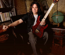 Review of the Album Out of Nowhere by American Rock Guitarist Vinnie Moore