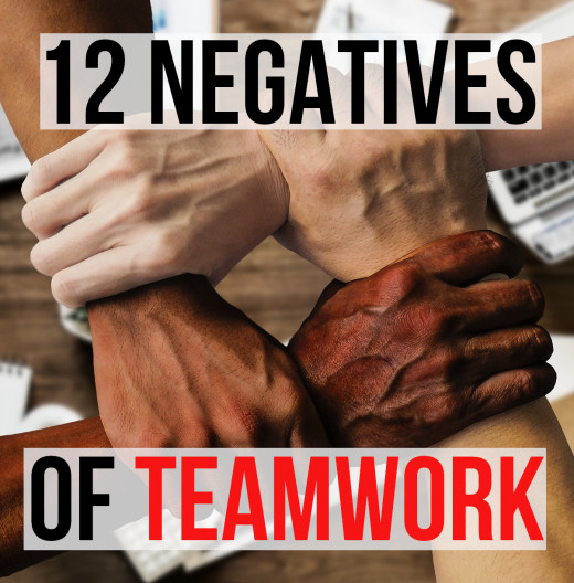 The merits of teamwork have been well discussed, as organizations increasingly adopt a more team-orientated approach. There can be downsides too. Some workers are ill-suited to teamwork, for instance, and conflicts can easily develop.