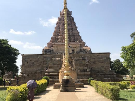 Gangai Konda Choelswaara Temple