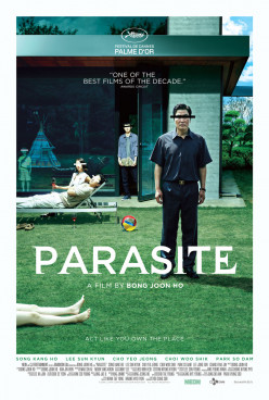 "Movie Review: ""Parasite"""