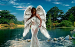 ANGELS SOFTLY WEEPING
