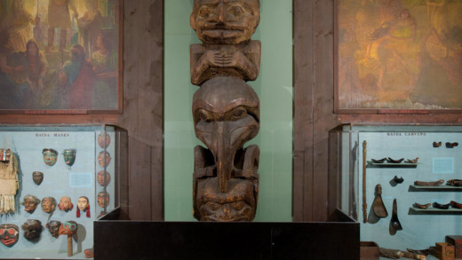 Haida Collection of Carvings