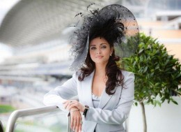 Aishwarya Rai@Longines Royal Ascot 2009 in U.K.