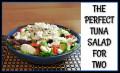 The Perfect Keto Tuna Salad for Two