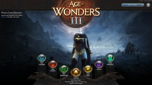 Age of Wonders III ALT+TAB glitch