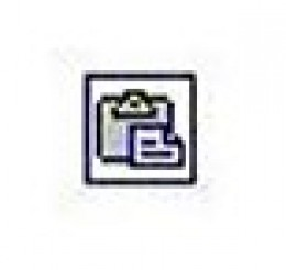 Microsoft Word 2003 Paste Icon