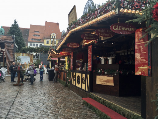 Freiberg Weihnachtsmarkt