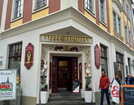 Kaffee Hartmann