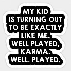 When Kids Grow Up