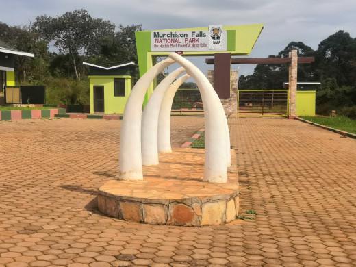 The Kachumbanyobo gate