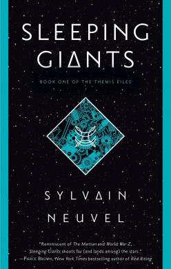 Sleeping Giants: An Intriguing Tale Watered Down by a Very Distant Form of Storytelling
