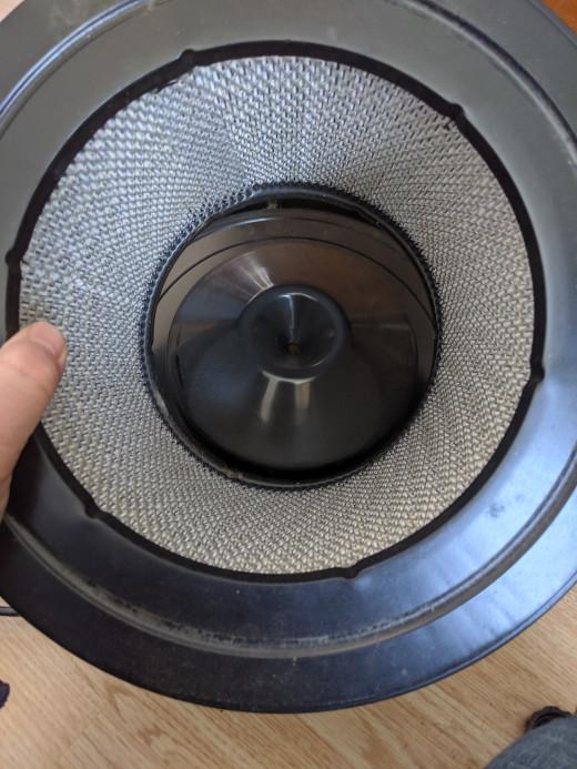 The inside filter