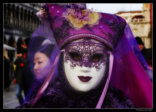 Carnevale di Venezia 2015.