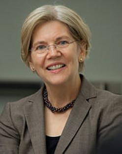 Women's History Month: Senator Elizabeth Warren