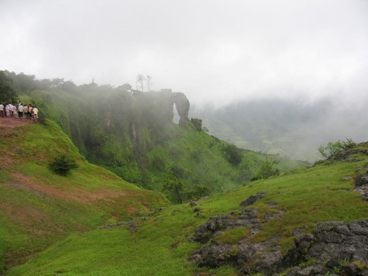 Needle Point, Mahabaleshwar
