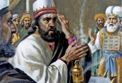 Why he Died a Leper