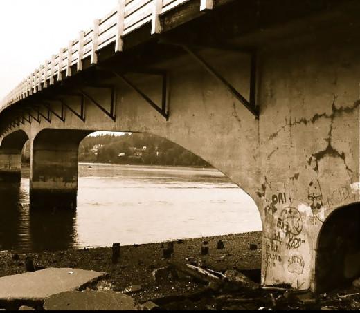 Purdy Bridge, Purdy, Washington.