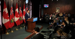 Stephen Lecce:  The Problem While Negotiating Via Press Conference