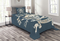 Swashbuckling Pirate Themed Bedroom