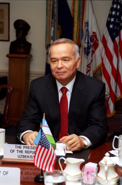 President Islam Karimov (1938-2016) of Uzbekistan - Reasons Why He is Similar to Adolf Hitler