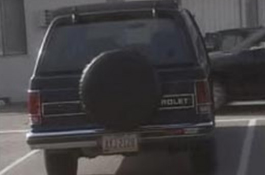 Niqui McCown's vehicle was found on November 3, 2001, in a Dayton, Ohio, apartment complex.