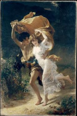 The Fleeing Lovers