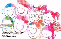 Give Smiles to Children: A Poem