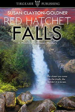 Book Review: Red Hatchet Falls #7 by Susan Clayton-Goldner