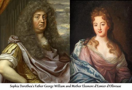 Sophia Dorthea's Parents