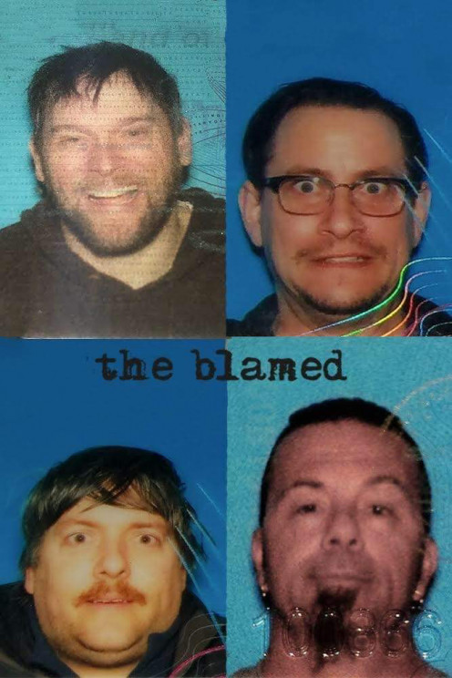 The Blamed, License photo