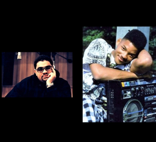 Heavy D and Fresh Prince