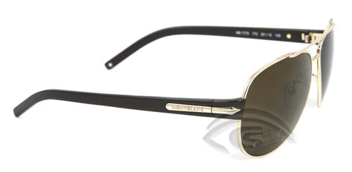 MONT BLANC SUNGLASSES MB 177S BROWN