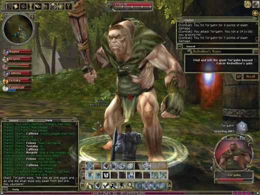 Dungeon & Dragons Online