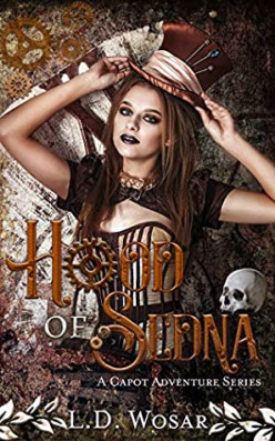 Book Review: Hood of Sedna: A Capot Adventure Series