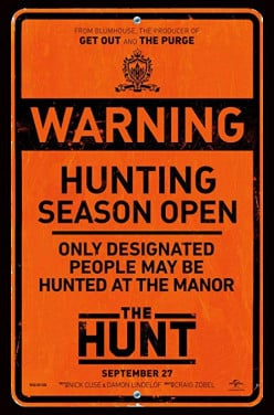 Don't Miss Out on 'The Hunt'