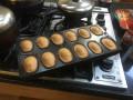 White Chocolate and Lemon Madeleines Recipe