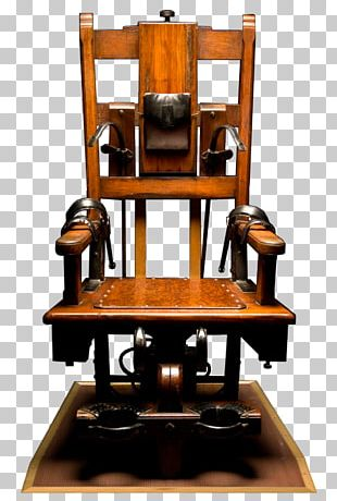 An old Electric Chair used for Executions