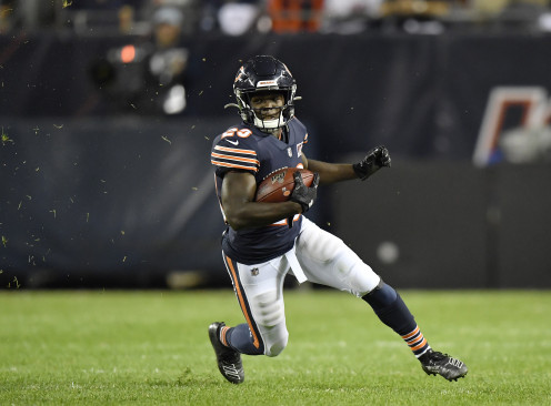 Will Tarik Cohen go on to become one of the greatest Chicago Bears running backs of all time?