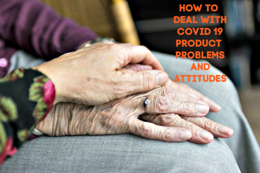 Advice to help people deal with the problems related to the Covid 19 virus.