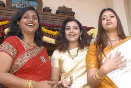 Roja, Meena, Sangavi