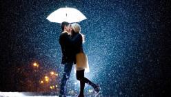 In the Falling Rain